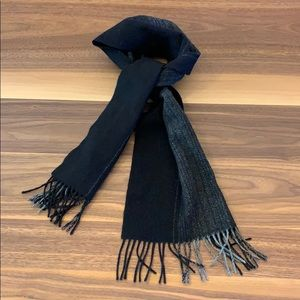 Black & Gray Scarf